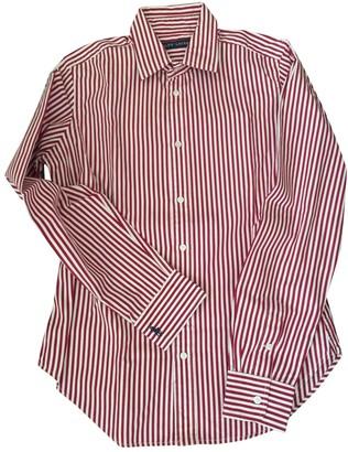 Polo Ralph Lauren Red Cotton Dress for Women
