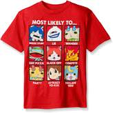 Freeze Yo Kai Little Boys' Short Sleeve Tee Shirt
