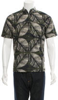 DSQUARED2 Printed Short Sleeve Shirt