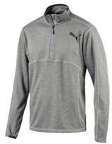 Puma Active Training Vent 1/4 Zip Sweatshirt