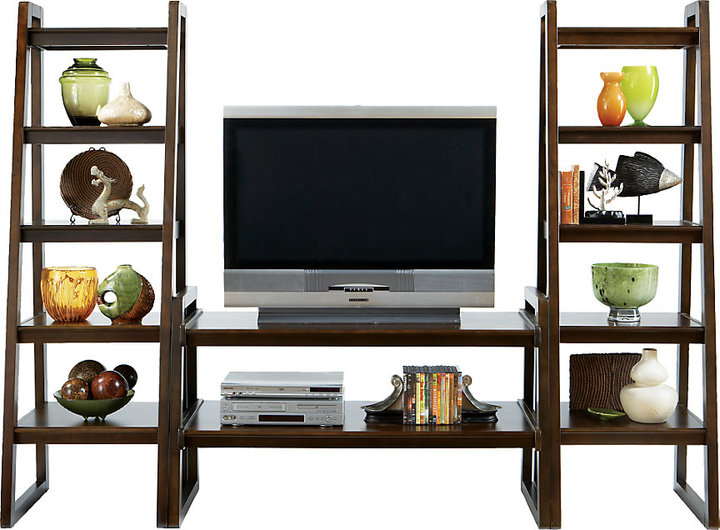 Rooms To Go Crosby Wall Unit