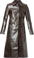 Wales Bonner single breasted coat