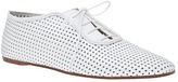 Mm6 By Maison Martin Margiela Perforated oxford