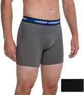Under Armour High-Performance Mesh Boxerjock Boxer Briefs - 2-Pack (For Men)
