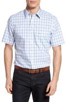Nordstrom Men's Smartcare(TM) Regular Fit Check Sport Shirt