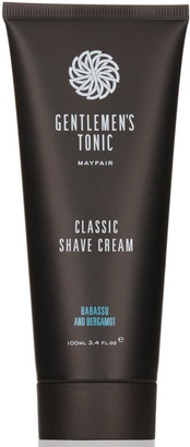 Gentlemen's Tonic Classic Shave Cream (100ml)