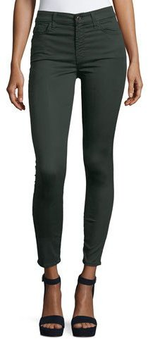 Jen7 by 7 for All Mankind Riche Touch Skinny Ankle Jeans