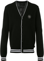 Philipp Plein Federal cardigan - men - Polyester/Viscose - S