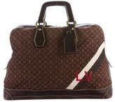 Louis Vuitton Toile Initiales Isfahan Carryall