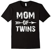 Mom Of Twins Mother T-Shirt Mothers Day Shirts