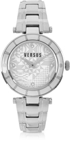 Versace Versus Logo Silver Stainless Steel Women's Watch