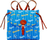 Dooney & Bourke MLB Royals Flap Backpack