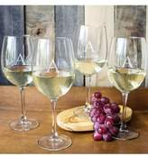 Cathy's Concepts Set Of 4 Personalized White Wine Glasses