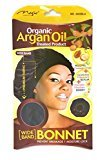 Magic Organic Argan Oil Treated Product (Wide Band Bonnet) by