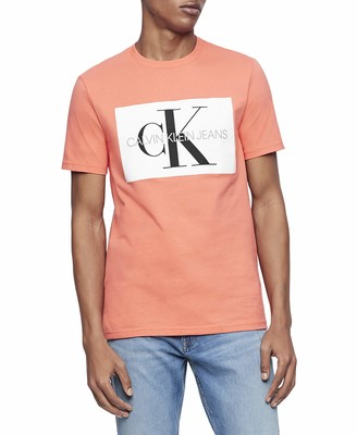 Calvin Klein Men's Monogram Logo T-Shirt
