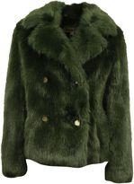 Michael Kors Moss Faux Fur Jacket