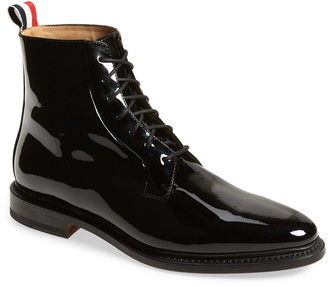 Thom Browne Blucher Lace-Up Bootie