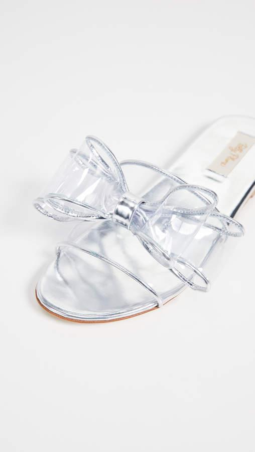 sports shoes 83470 2451f Lola Bow Slides