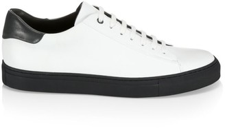 Saks Fifth Avenue COLLECTION Leather Sneakers