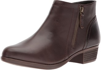 Cobb Hill Women's Oliana Panel Boot Ankle