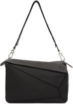 Loewe Black Xl Puzzle Bag