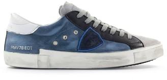 Philippe Model Prsx Blue Vintage Sneaker