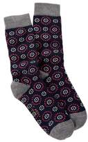 Ted Baker Circle Spot Crew Socks