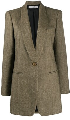 Philosophy di Lorenzo Serafini Single-Button Blazer