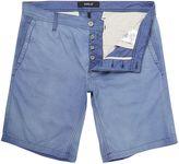 Replay Crumpled Dobby Bermuda Shorts