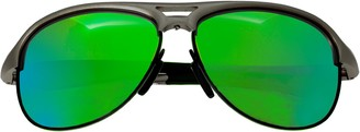 Breed Jupiter Aluminium Blue Sunglasses w/ Polarized Lenses