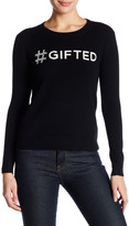 Milly Gifted Gem Cashmere Sweater