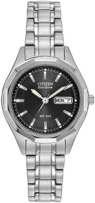Citizen Women's Eco-Drive Stainless Steel Sport Watch, 26mm
