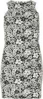 Dorothy Perkins Petite jacquard shift dress