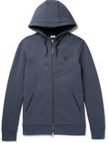 Nike Essentials Stretch-Cotton Fleece Zip-Up Hoodie