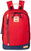 Fossil Red Sportsman Backpack