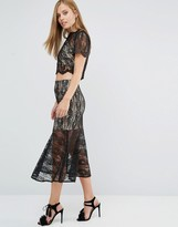 Keepsake Uptown Lace Co-Ord Skirt