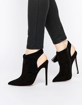 Asos EUGENIE Pointed Ankle Boots