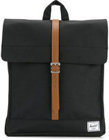 Herschel single strap foldover backpack