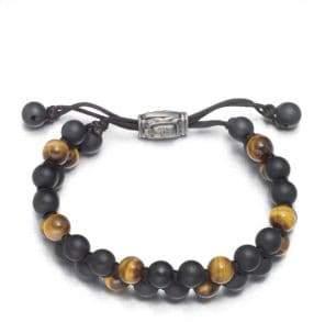 David Yurman Beaded Bracelet