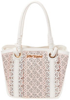 Betsey Johnson Chic Frills Tote
