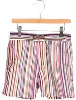 Paul Smith Boys' Stripes Swim Shorts