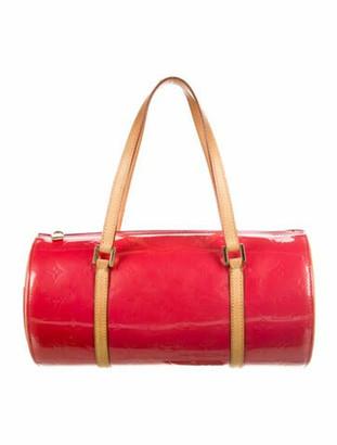 Louis Vuitton Monogram Vernis Bedford Bag Rose