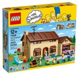 Lego The Simpsons House 71006