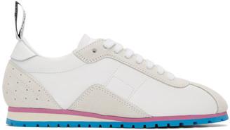MM6 MAISON MARGIELA White Retro Sneakers