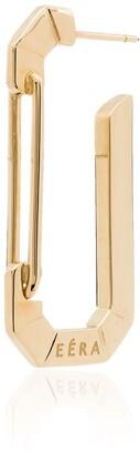 EÉRA 18kt Yellow Gold Single Hoop Earring