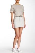 IRO Wirt Genuine Leather Skirt