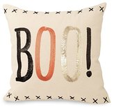 Mud Pie Halloween Home Decor Sequin Pillow 4165080 (Boo)