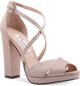 Nina Marylyn Platform Evening Sandals Women's Shoes