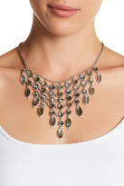 Lucky Brand Mixed Circle Statement Necklace