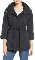 Ellen Tracy Women's Zip Utility Trench Coat